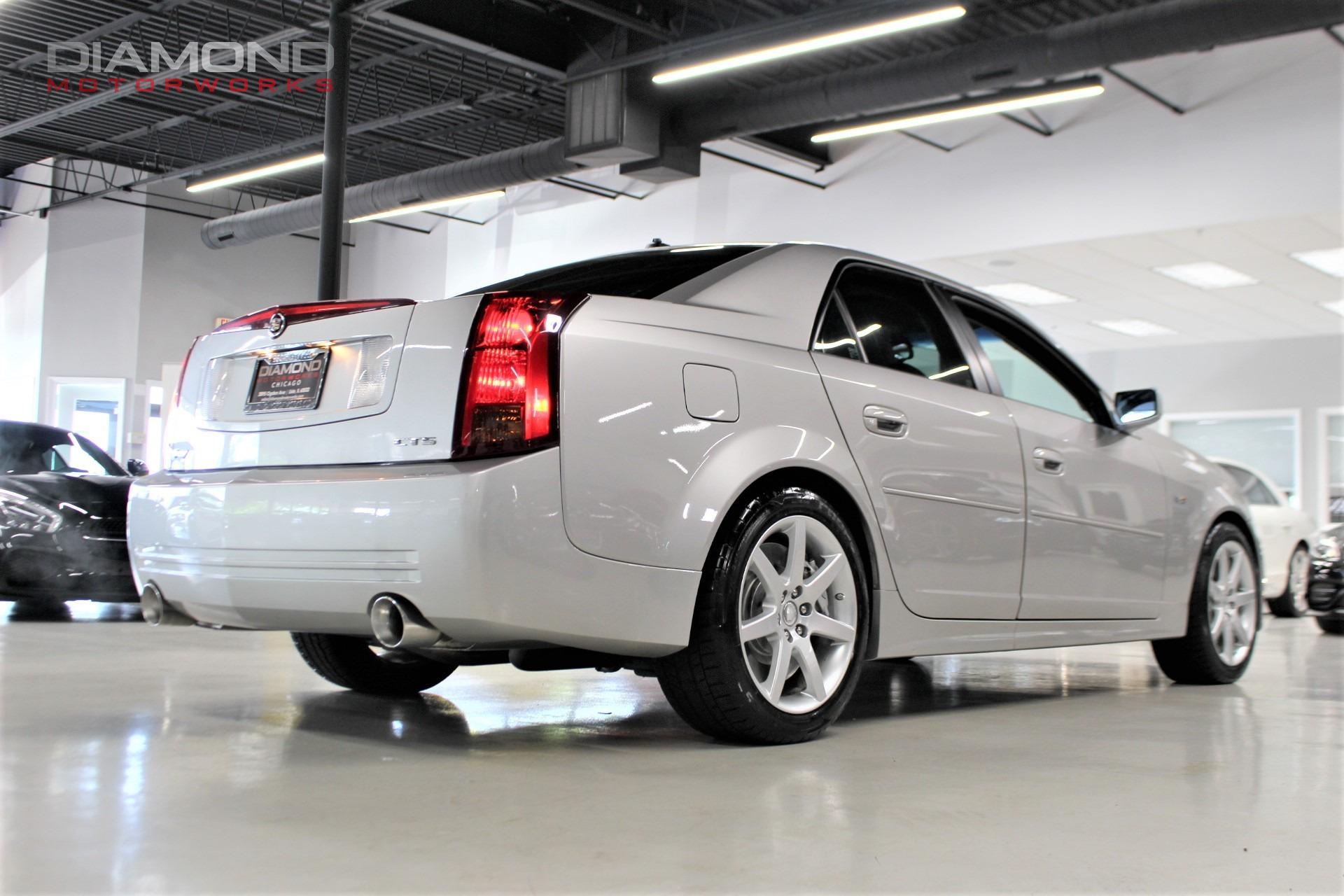 Used-2004-Cadillac-CTS-V