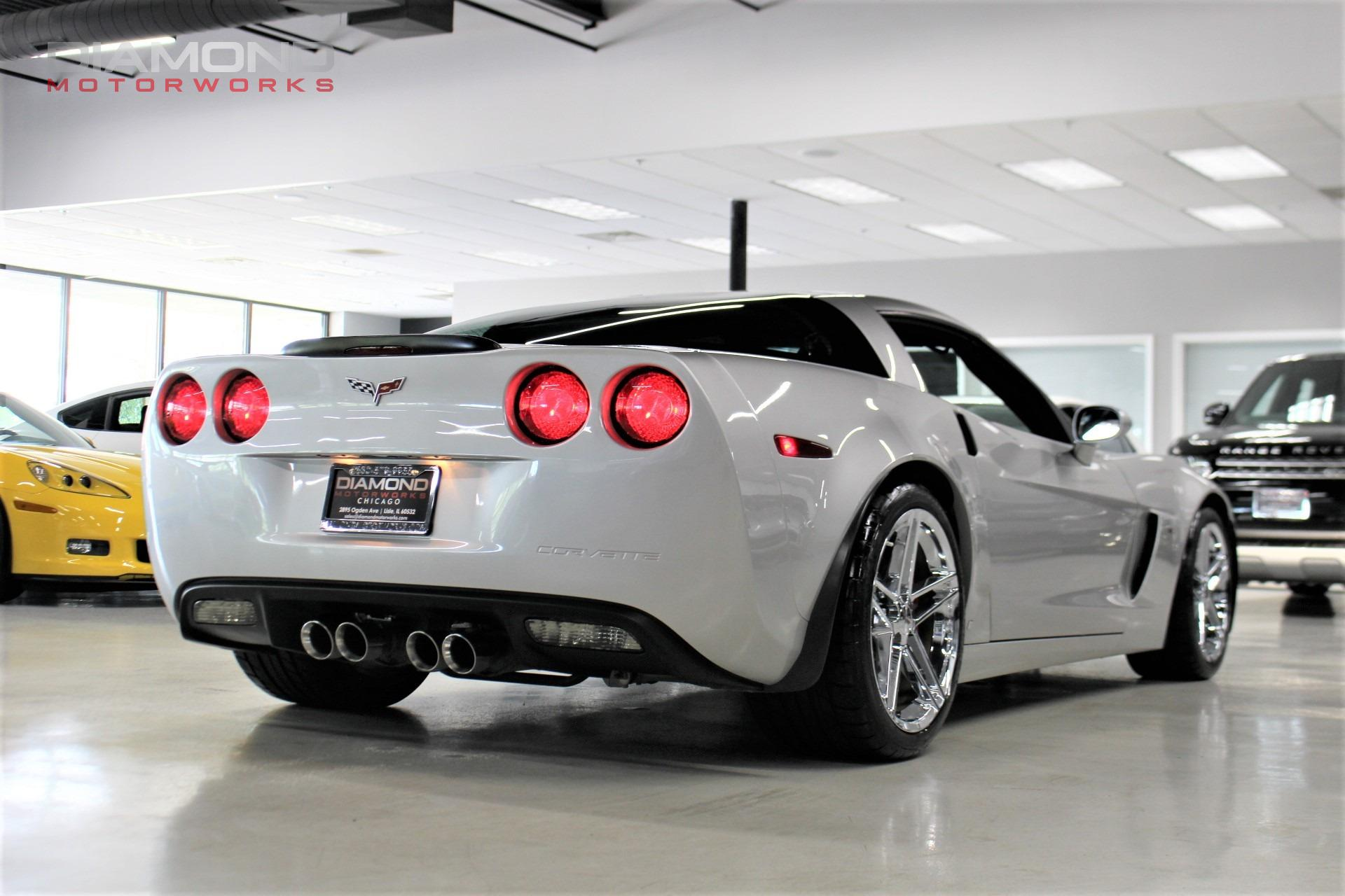 Used-2007-Chevrolet-Corvette-Z06