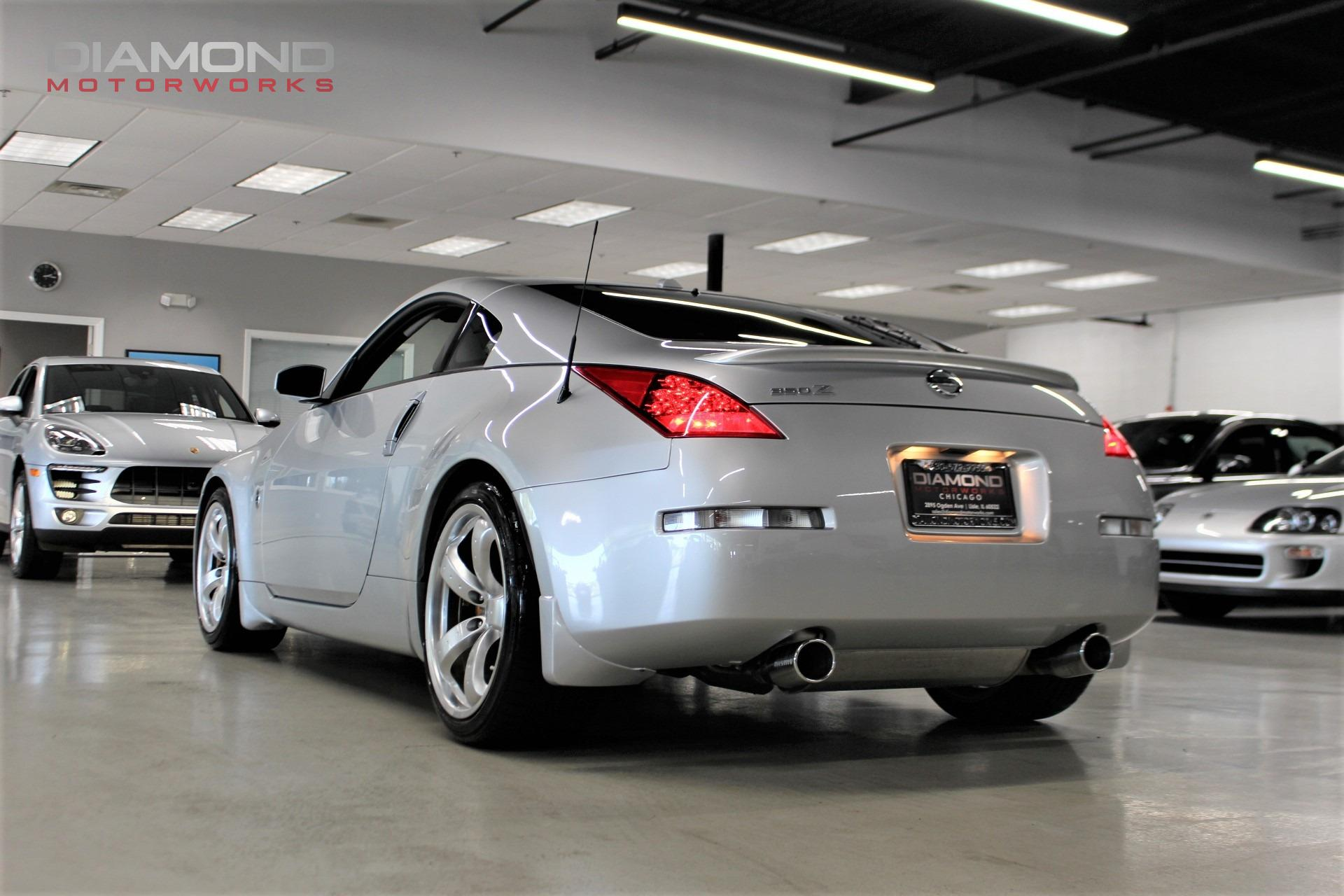 2008 Nissan 350Z Grand Touring Stock # 750849 for sale near