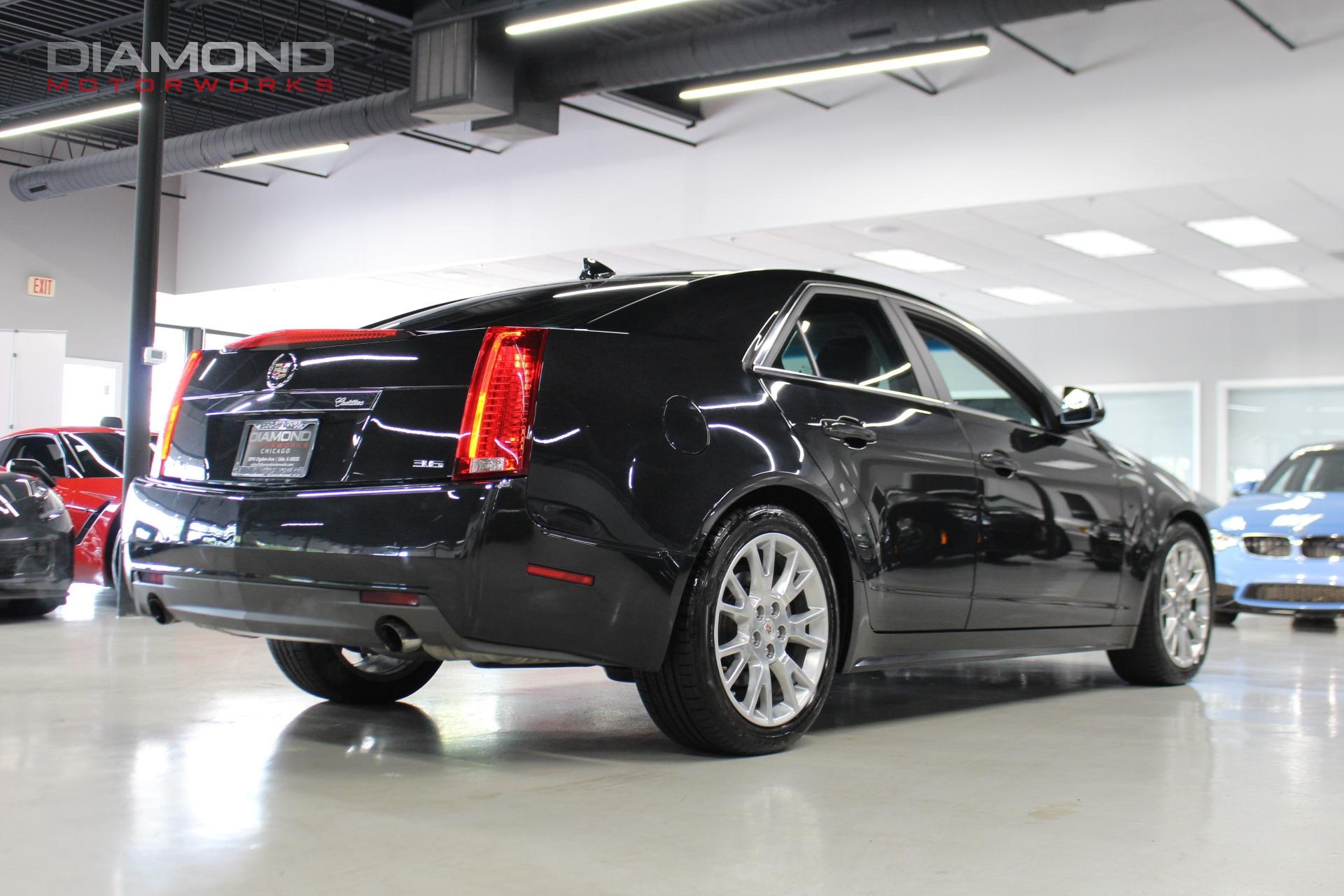 Used-2012-Cadillac-CTS-36L-Performance-AWD