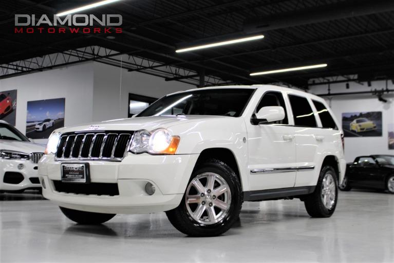 2008 Jeep Grand Cherokee Limited >> 2008 Jeep Grand Cherokee Limited Stock 153018 For Sale