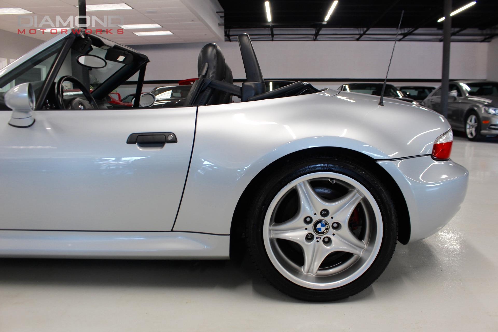 1999 Bmw Z3 M Roadster Stock C89075 For Sale Near Lisle