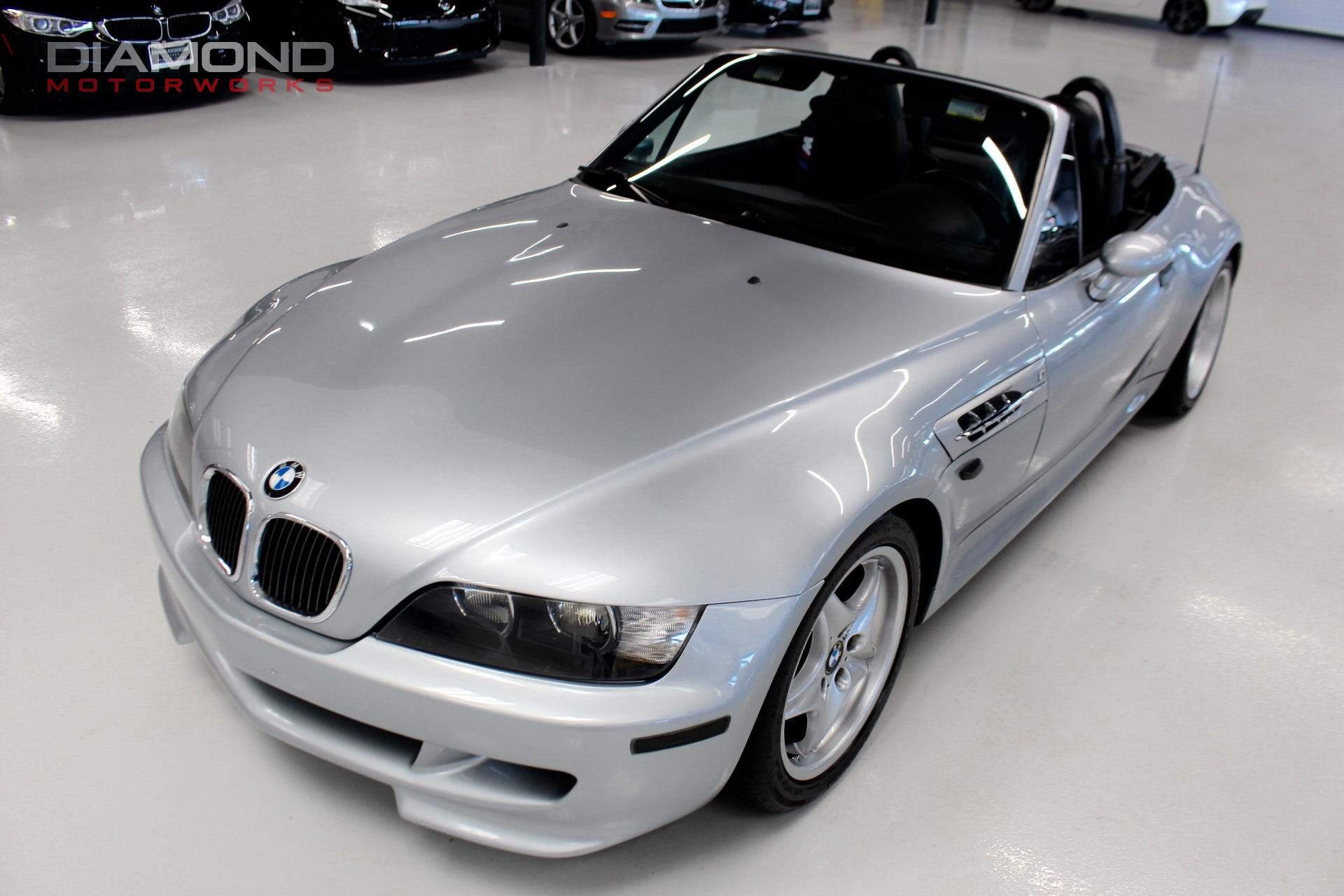 1999 Bmw Z3 M Roadster Stock C89075 For Sale Near Lisle