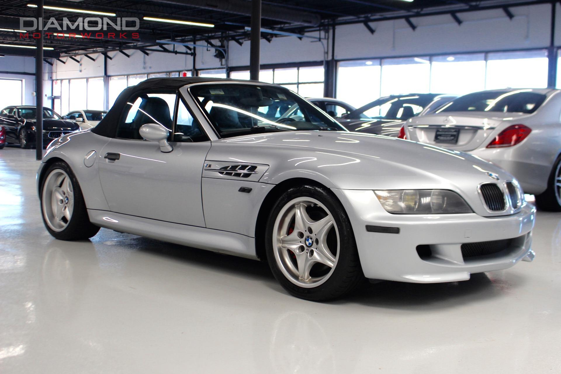 1999 BMW Z3 M Roadster Stock # C89075 for sale near Lisle, IL | IL ...