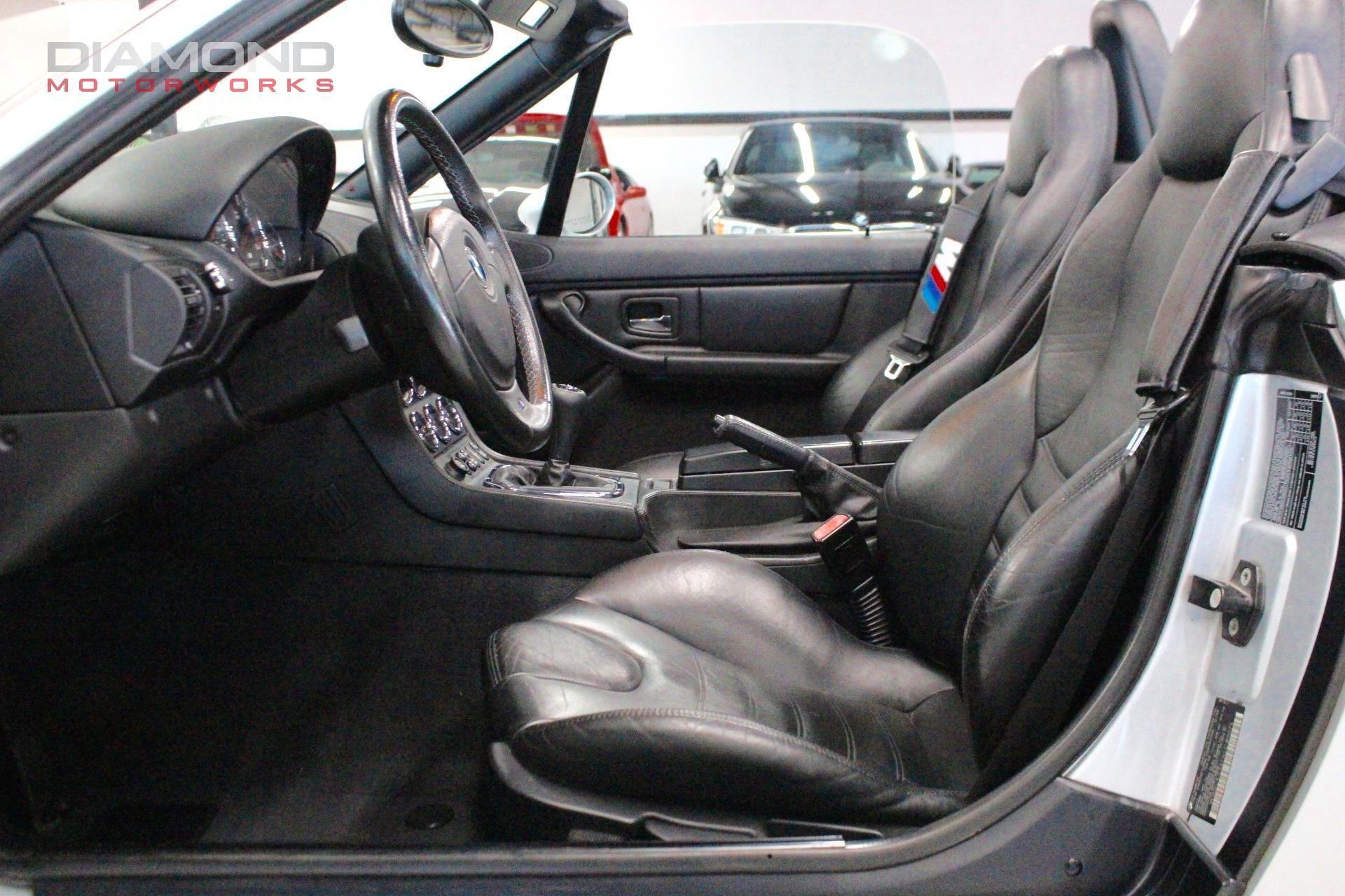 BMW Z M Roadster Stock C For Sale Near Lisle IL IL - 1999 bmw z3 m roadster