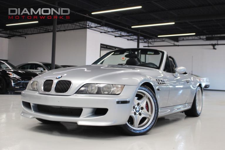 Used 1999 Bmw Z3 M Roadster Lisle Il