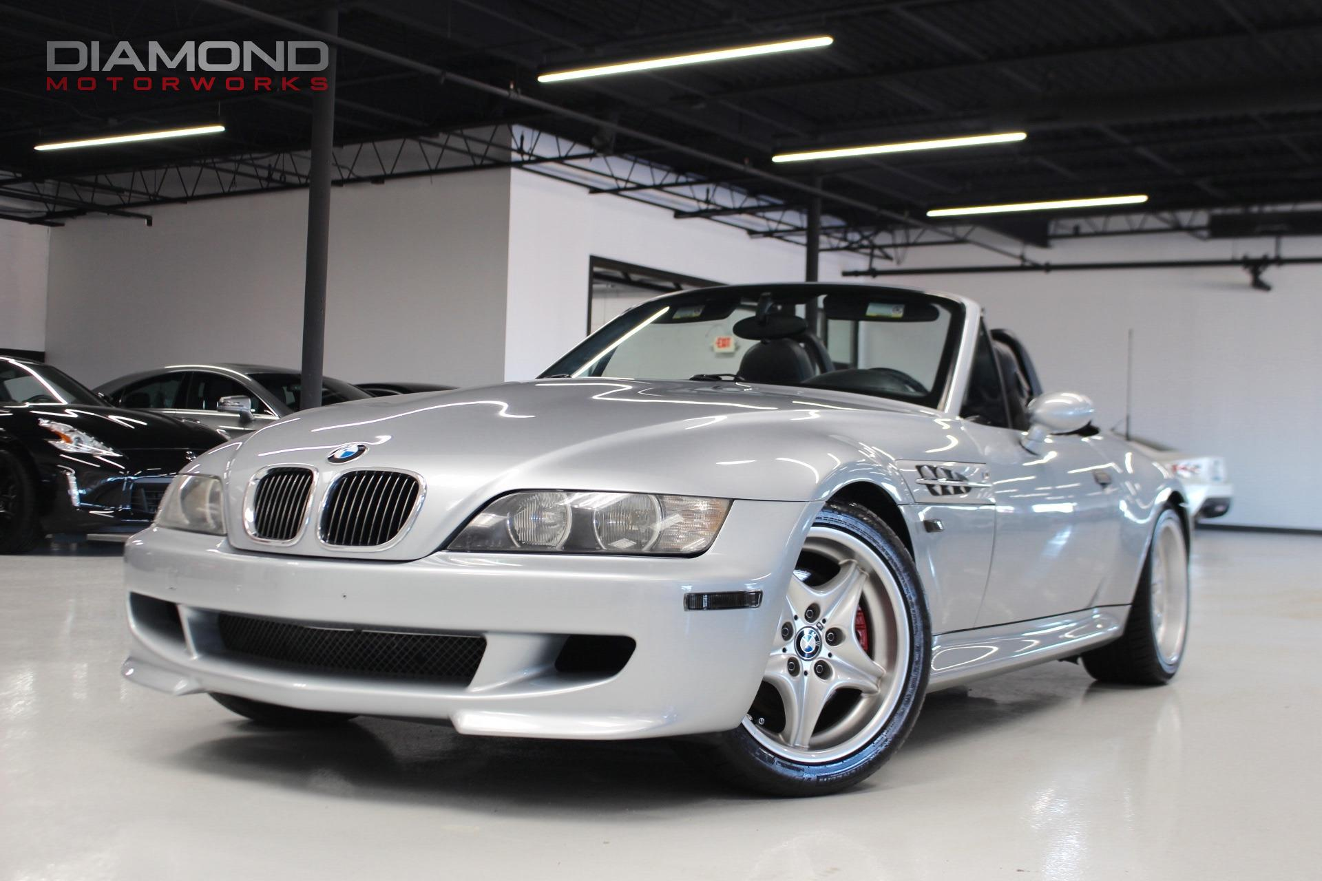 1999 Bmw Z3 M Roadster Stock C89075 For Sale Near Lisle Il Il Bmw Dealer