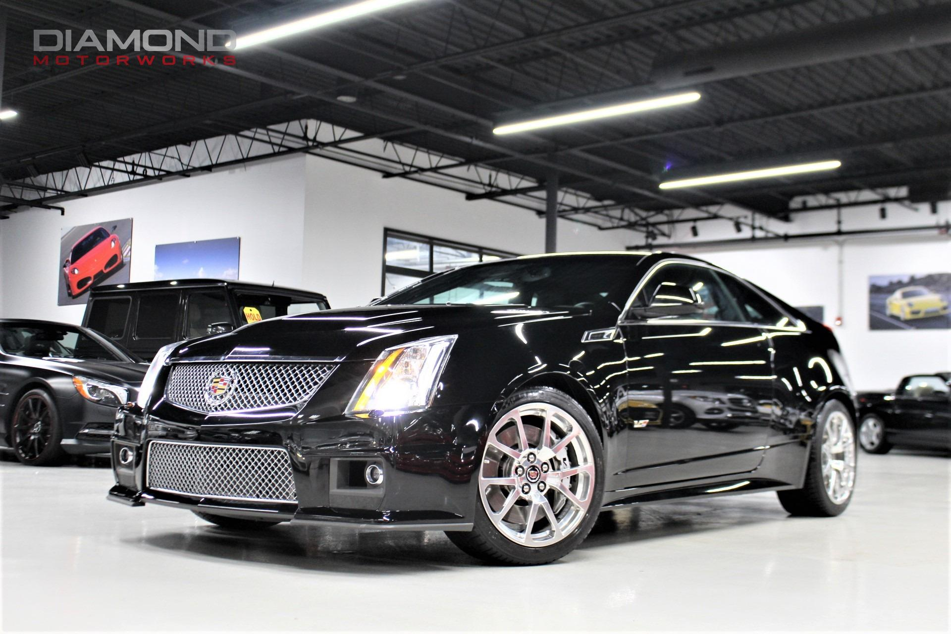 2011 Cadillac CTS-V Coupe Stock # 112401 for sale near ...