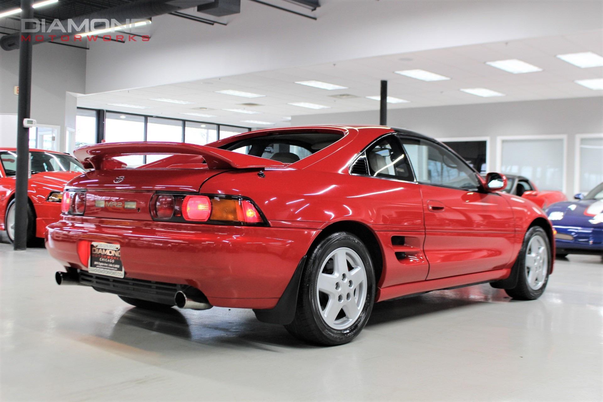 Used-1994-Toyota-MR2-Turbo