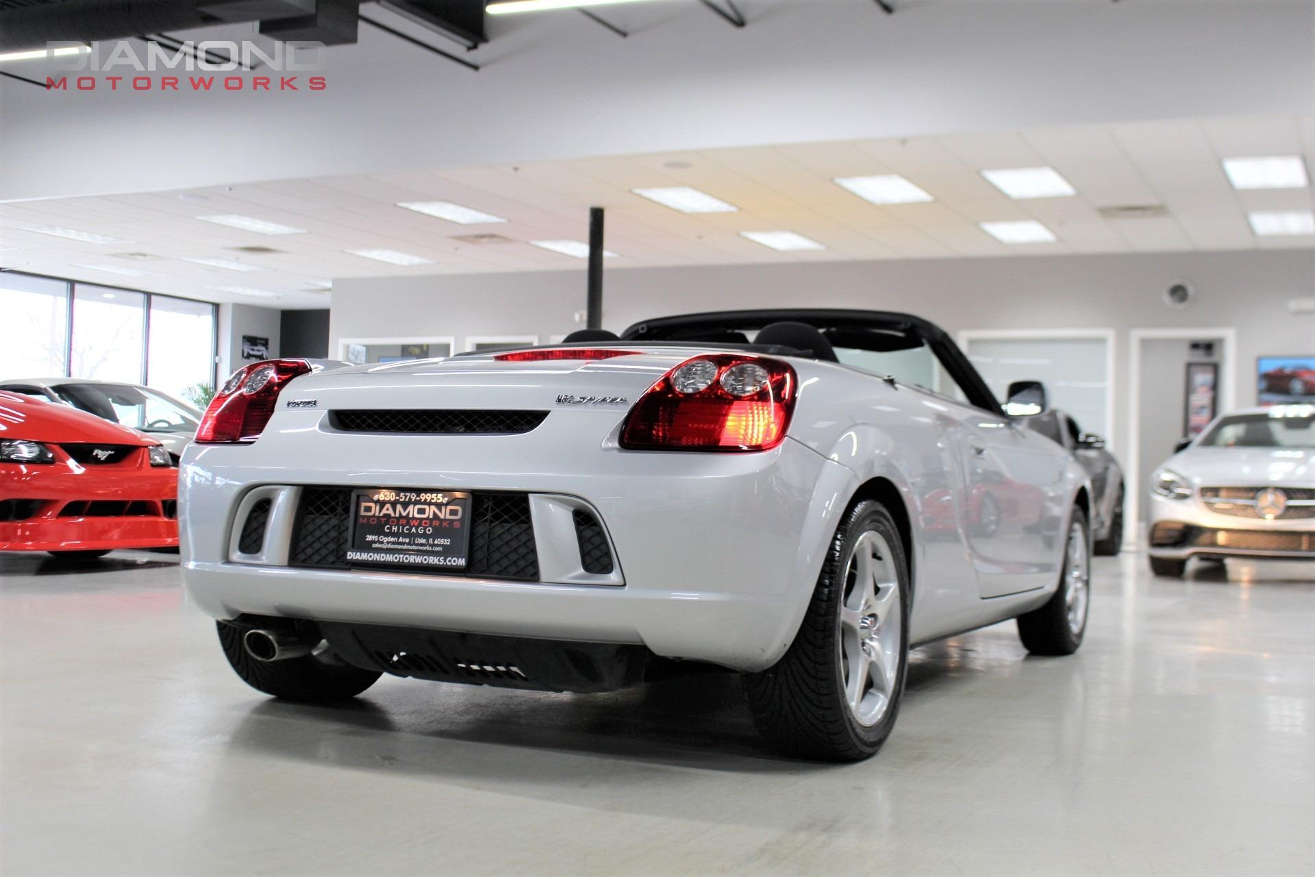 Used-2005-Toyota-MR2-Spyder