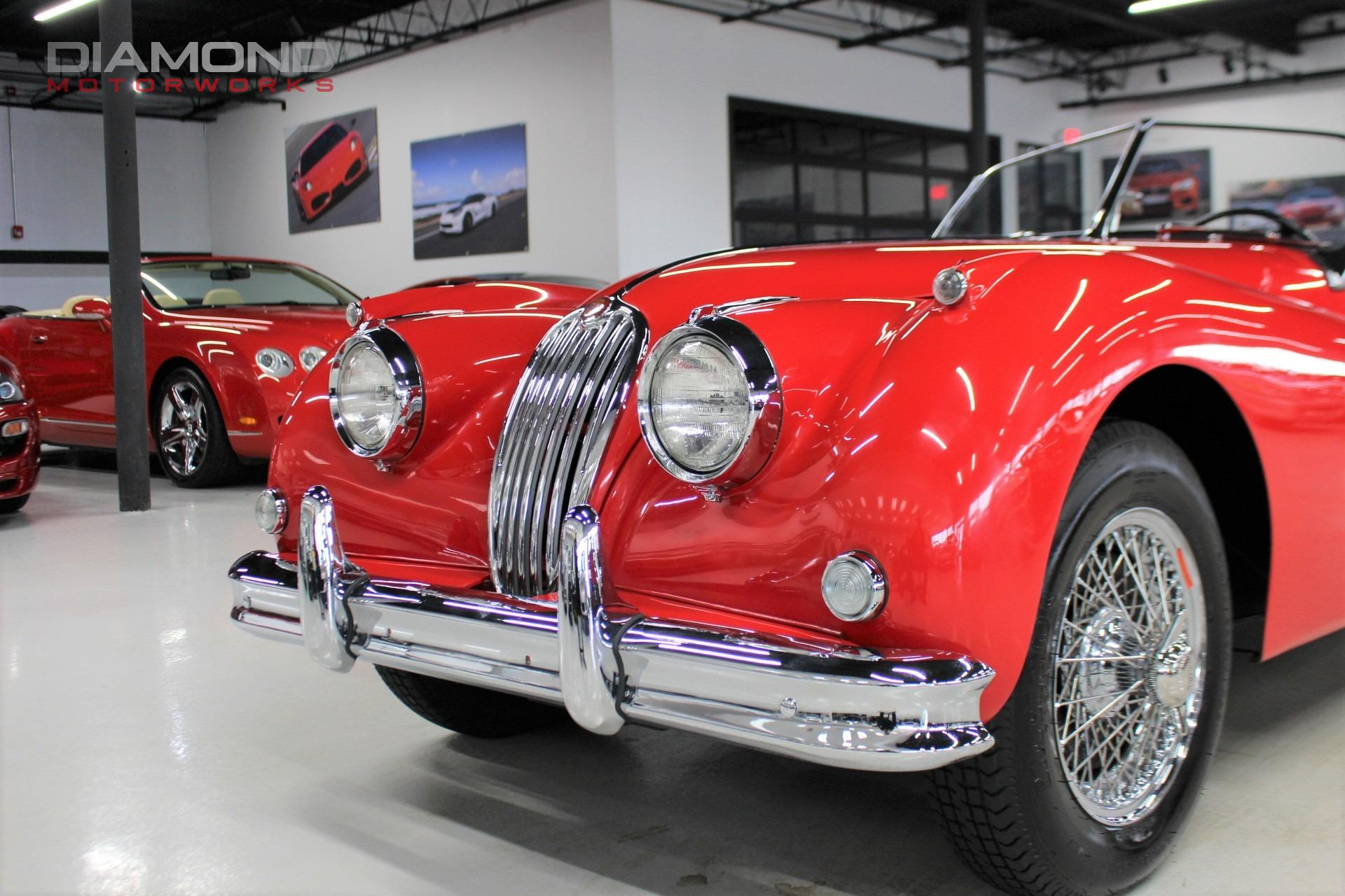 Used-1954-Jaguar-XK-Series-XK-140-SE-2-Door-Roadster
