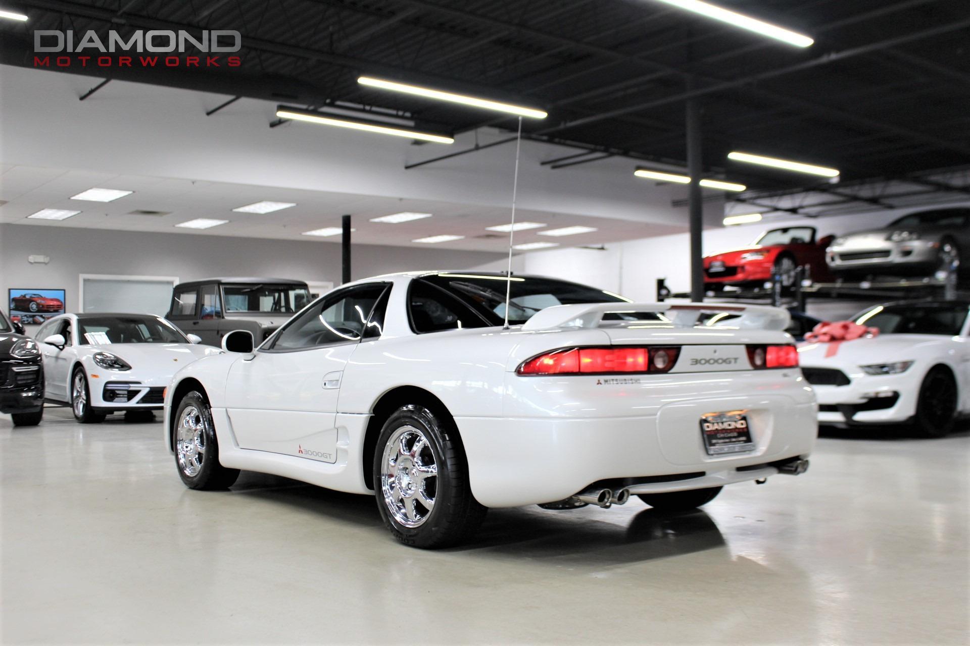 1995 Mitsubishi 3000gt Sl Stock 001889 For Sale Near
