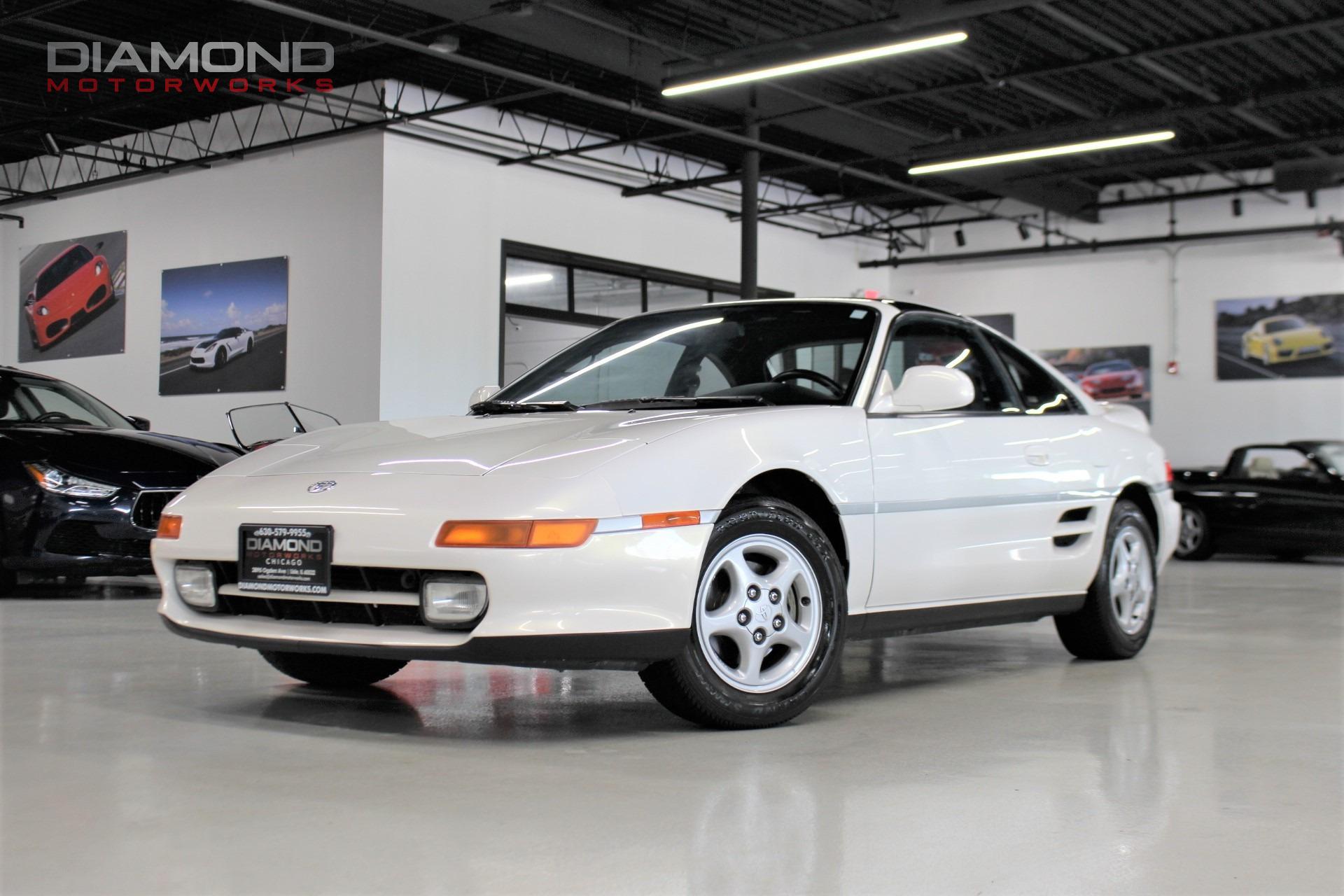 Used-1991-Toyota-MR2-Turbo