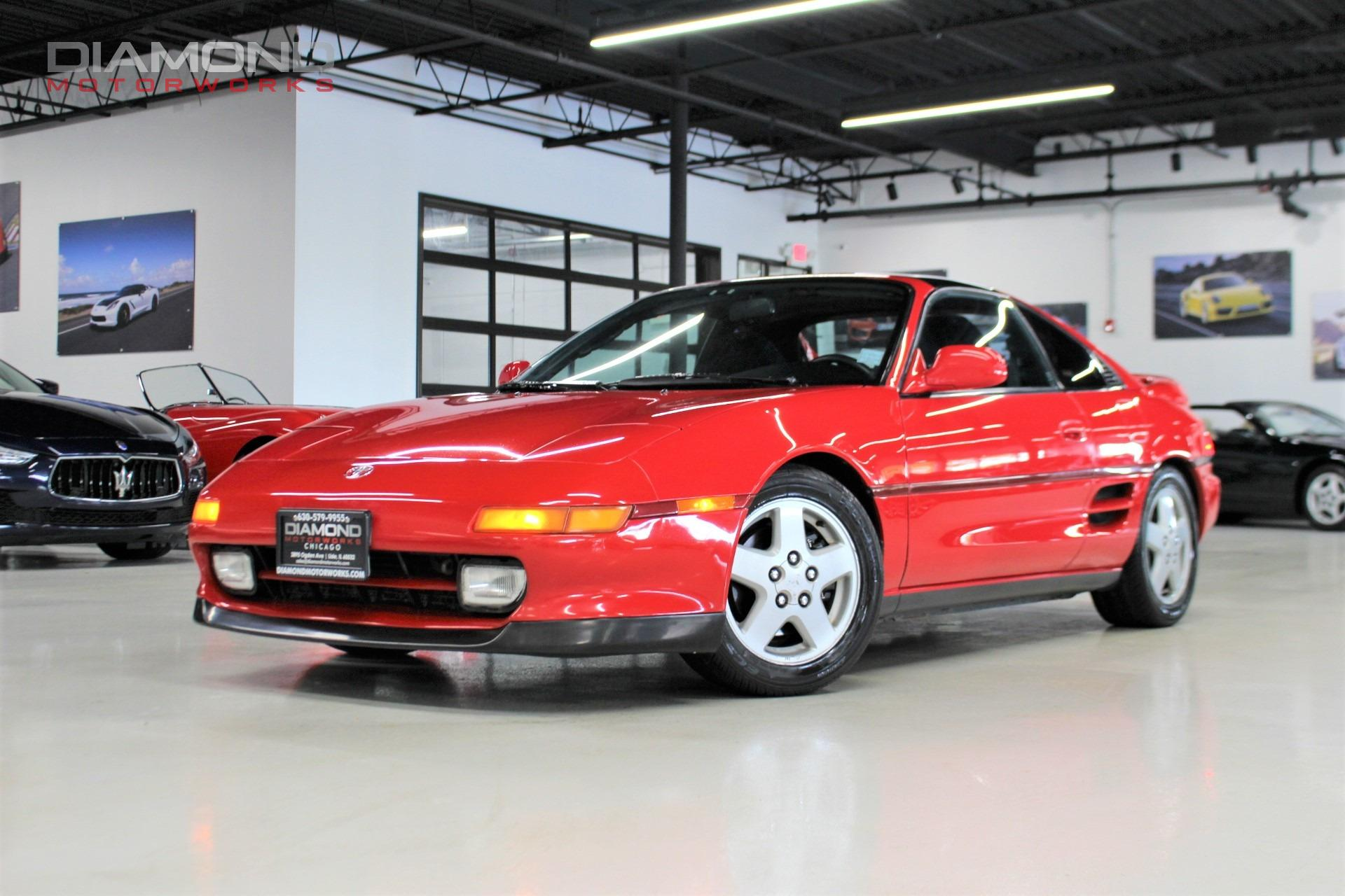 Used-1993-Toyota-MR2-Turbo