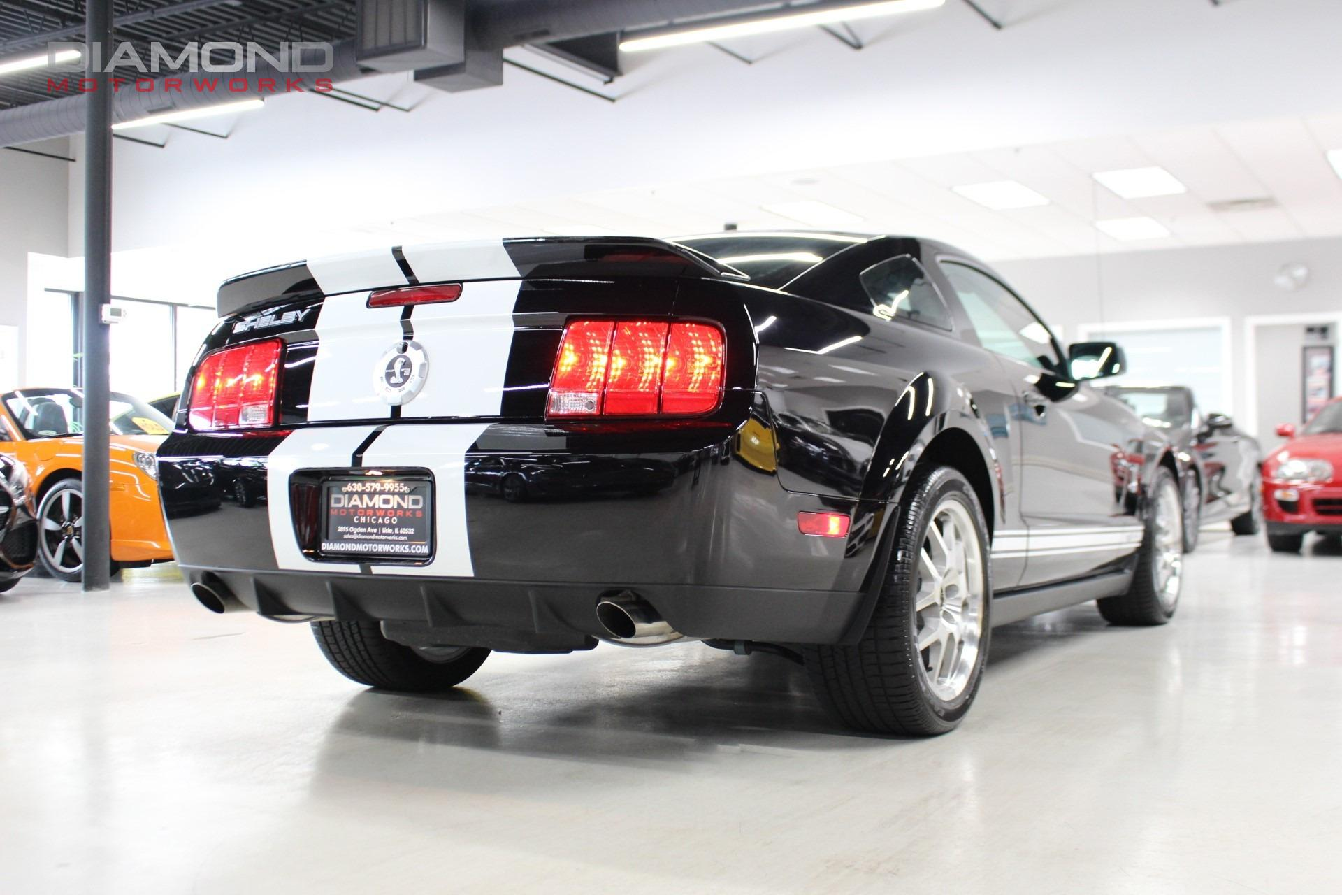 Used-2008-Ford-Shelby-GT500