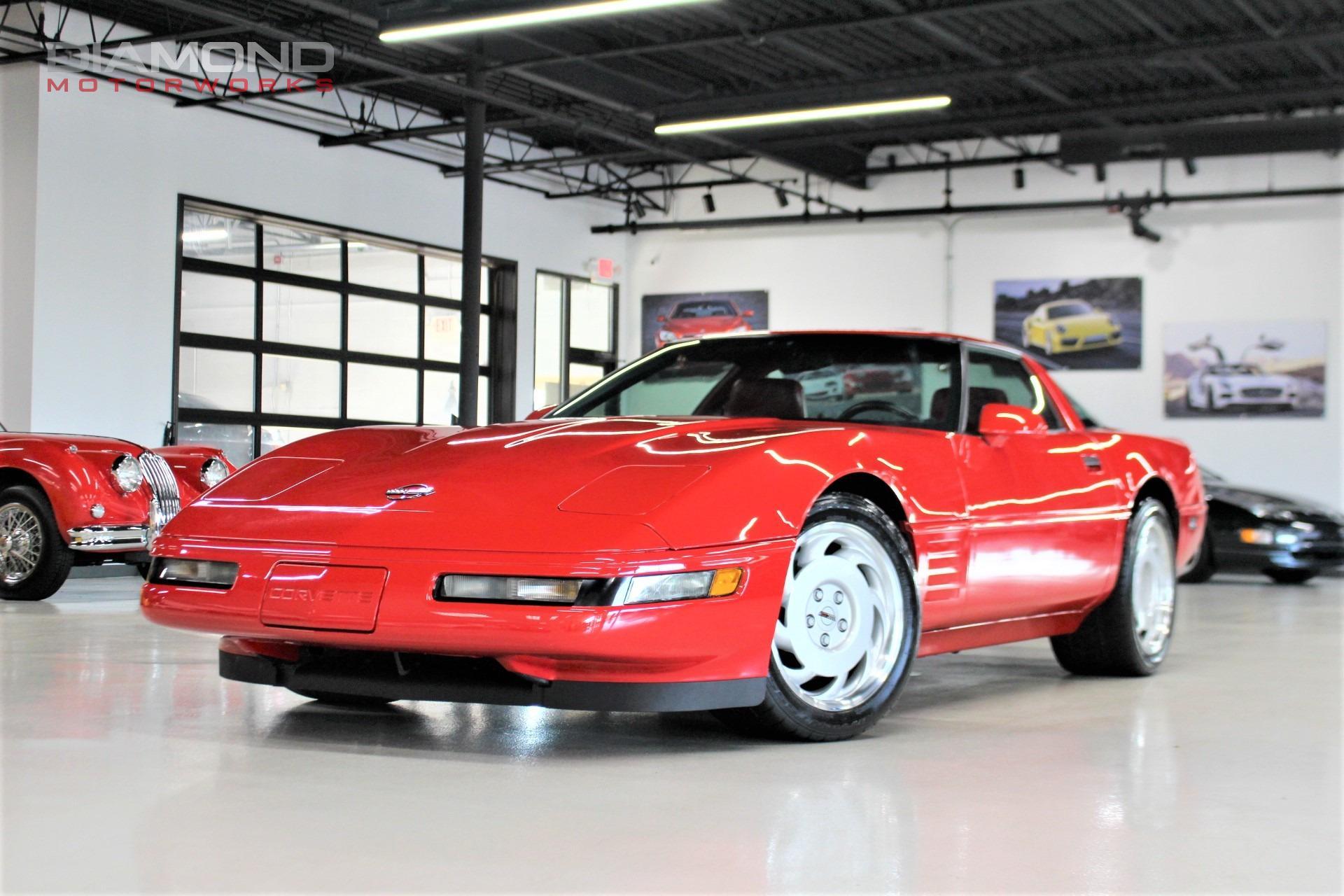 Used-1991-Chevrolet-Corvette-ZR1
