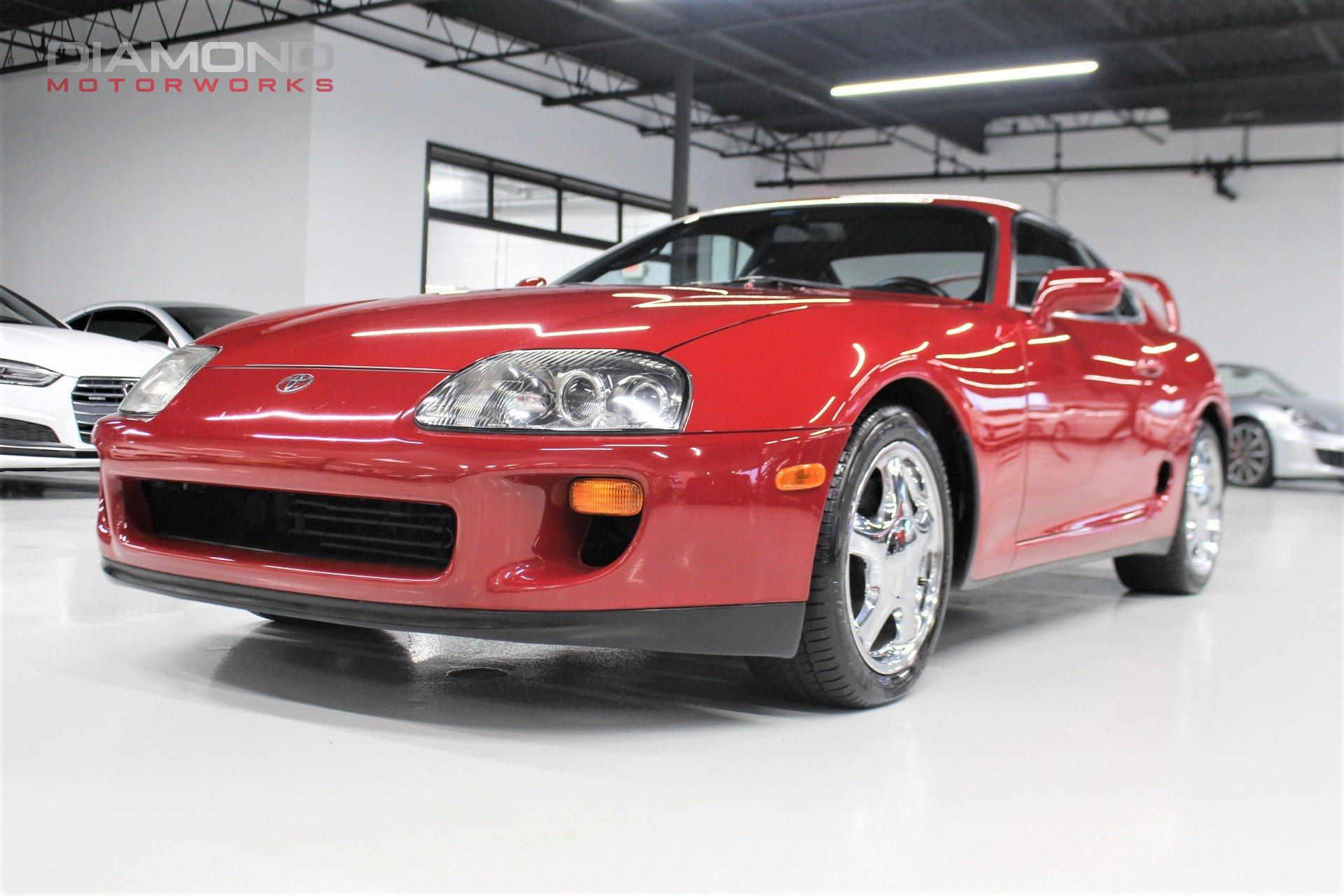 1994 toyota supra twin turbo stock 010494 for sale near lisle il il toyota dealer. Black Bedroom Furniture Sets. Home Design Ideas
