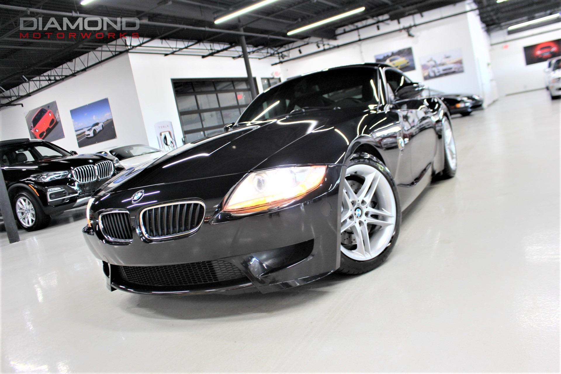 Used-2006-BMW-Z4-M-Coupe
