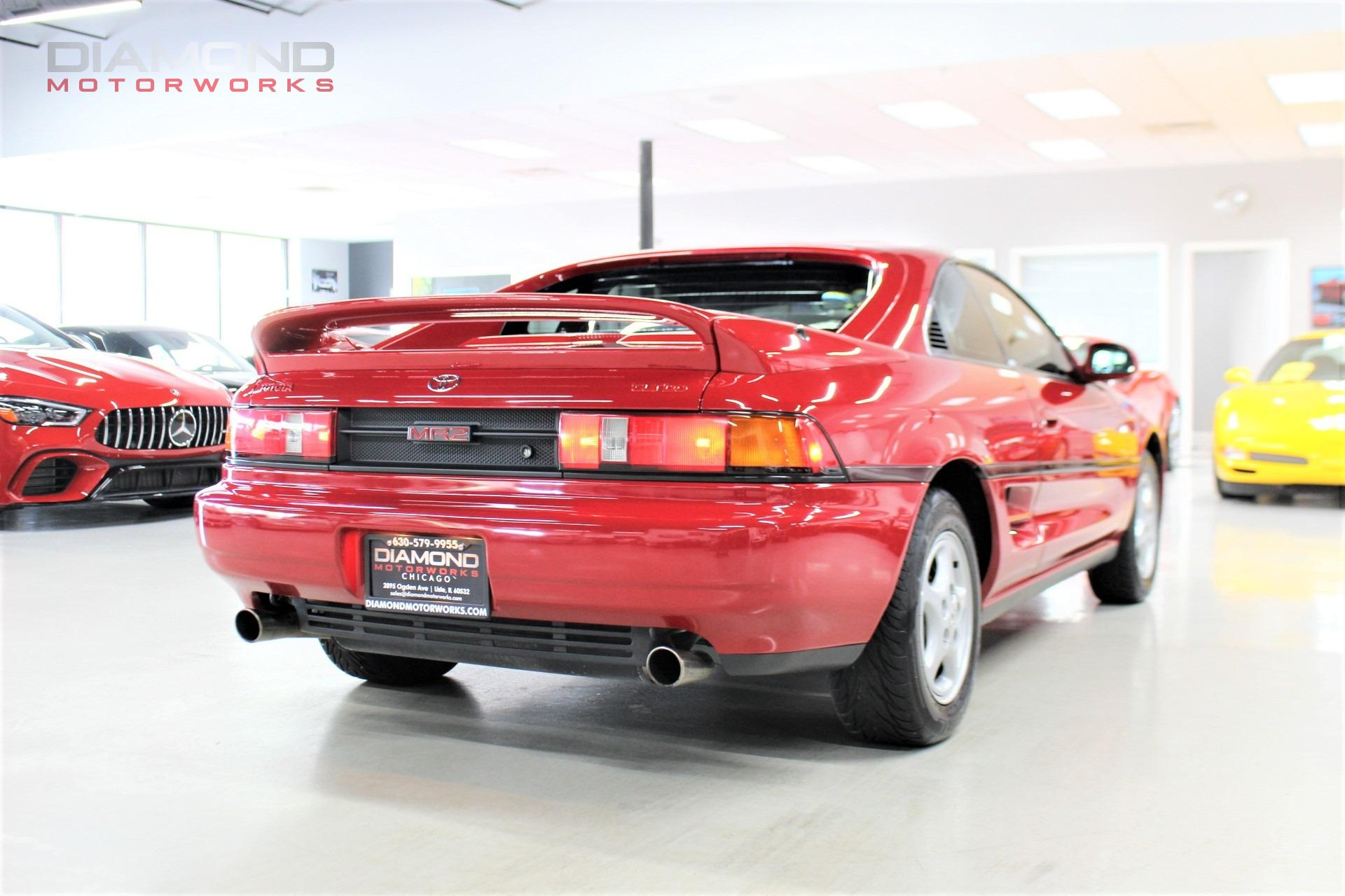 Used-1992-Toyota-MR2-Turbo