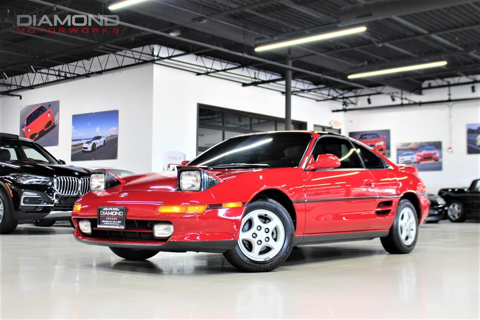 Used-1992-Toyota-MR2-Turbo