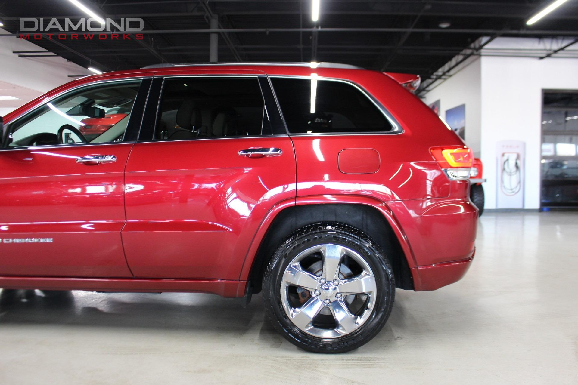 Used-2014-Jeep-Grand-Cherokee-Overland