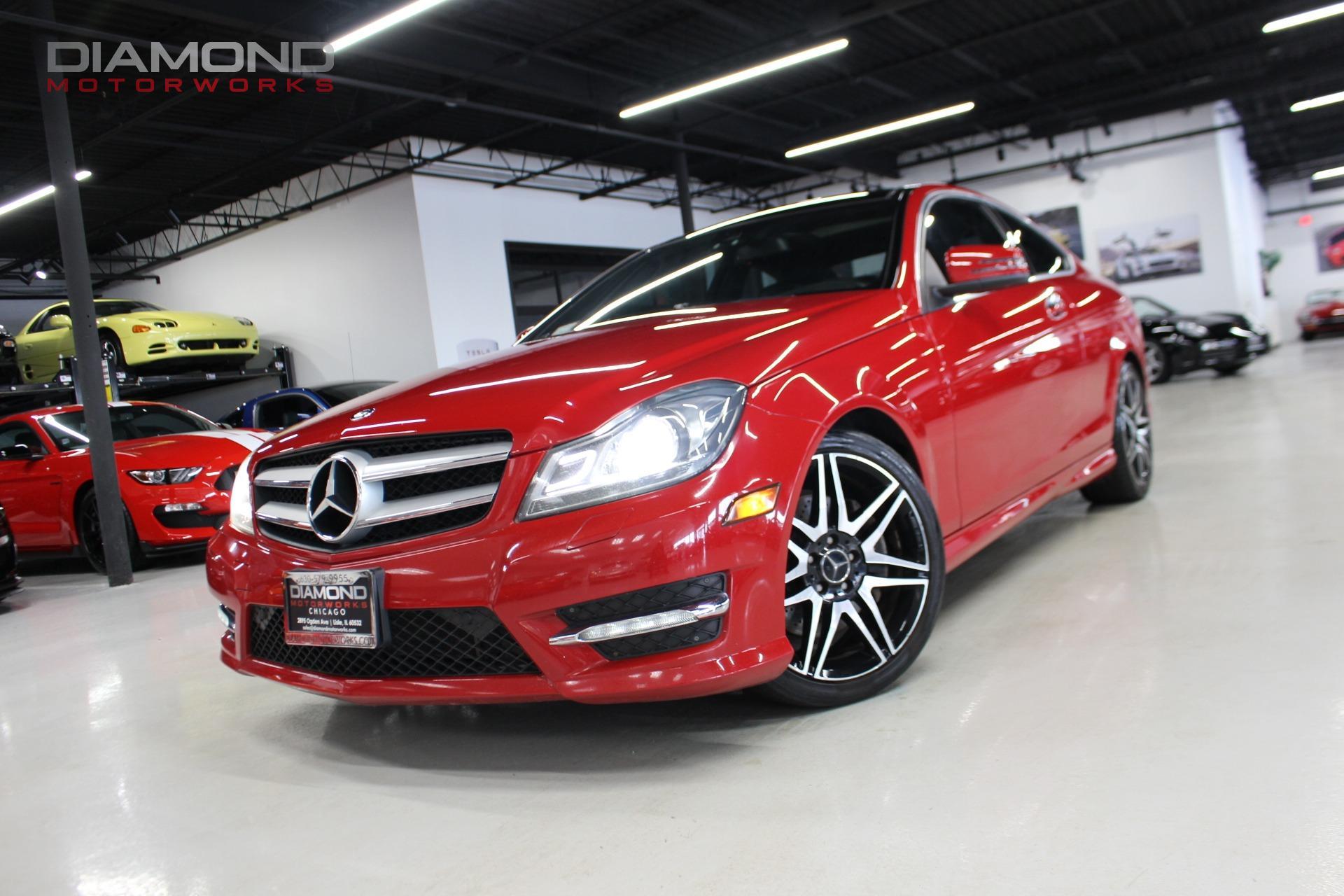 Used-2013-Mercedes-Benz-C-Class-C-350-4MATIC