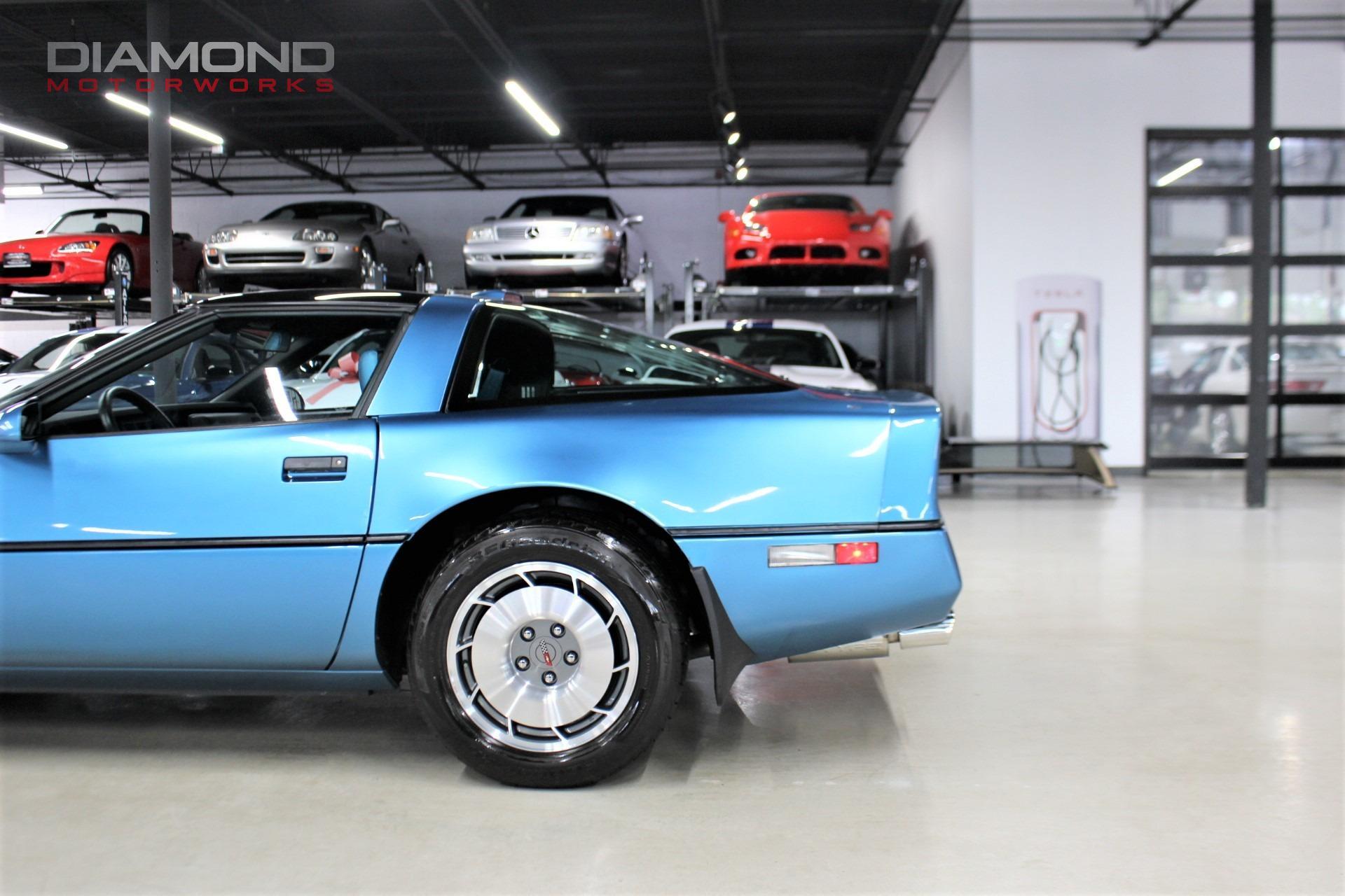 Used-1987-Chevrolet-Corvette