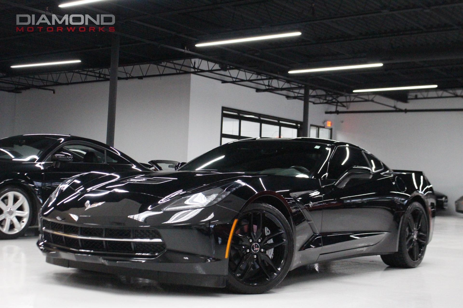 2015 Chevrolet Corvette 2dr Stingray Coupe w 3LT Stock for