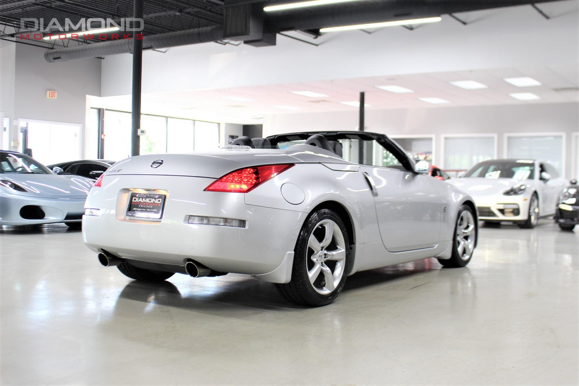 Used-2007-Nissan-350Z-Touring