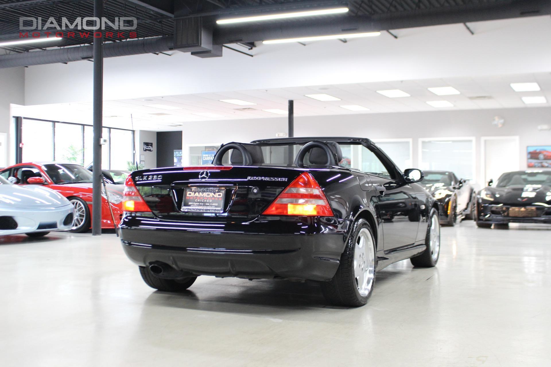 Used-1999-Mercedes-Benz-SLK-SLK-230-Sport