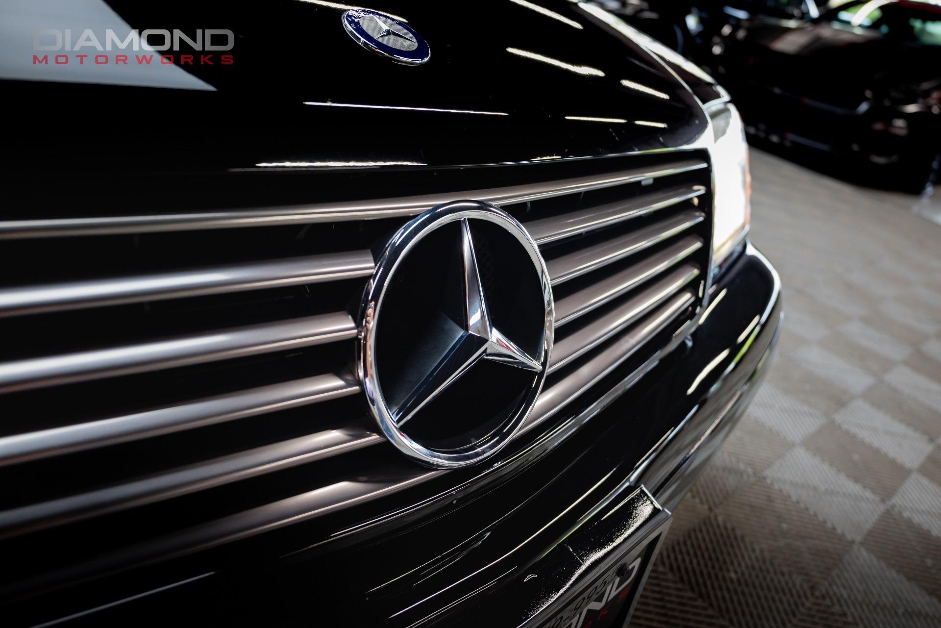 Used-1999-Mercedes-Benz-SL-Class-SL-600