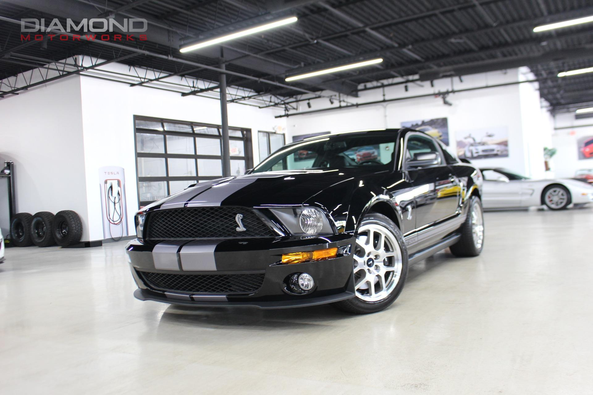 Used-2007-Ford-Shelby-GT500