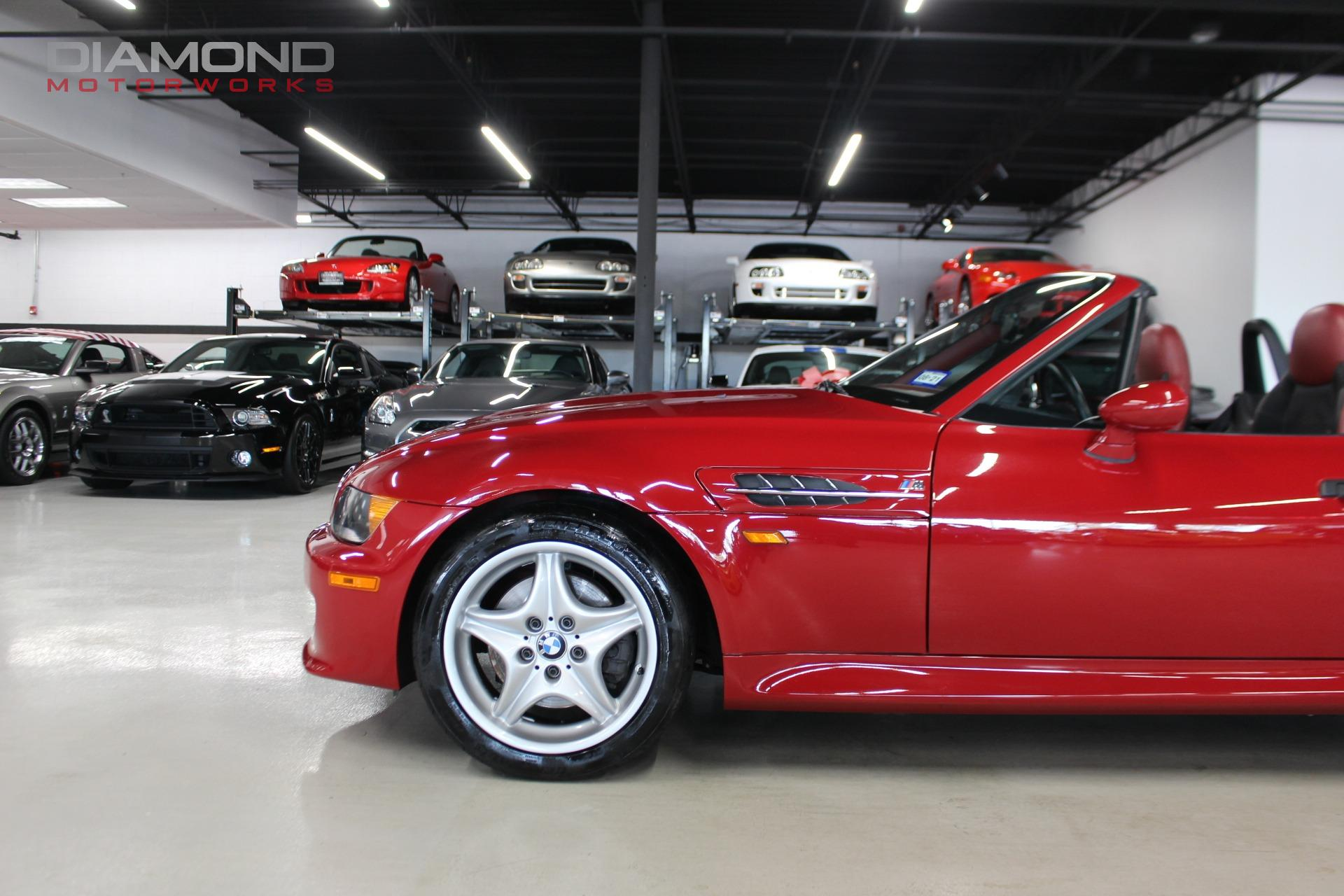Used-1998-BMW-M-Roadster