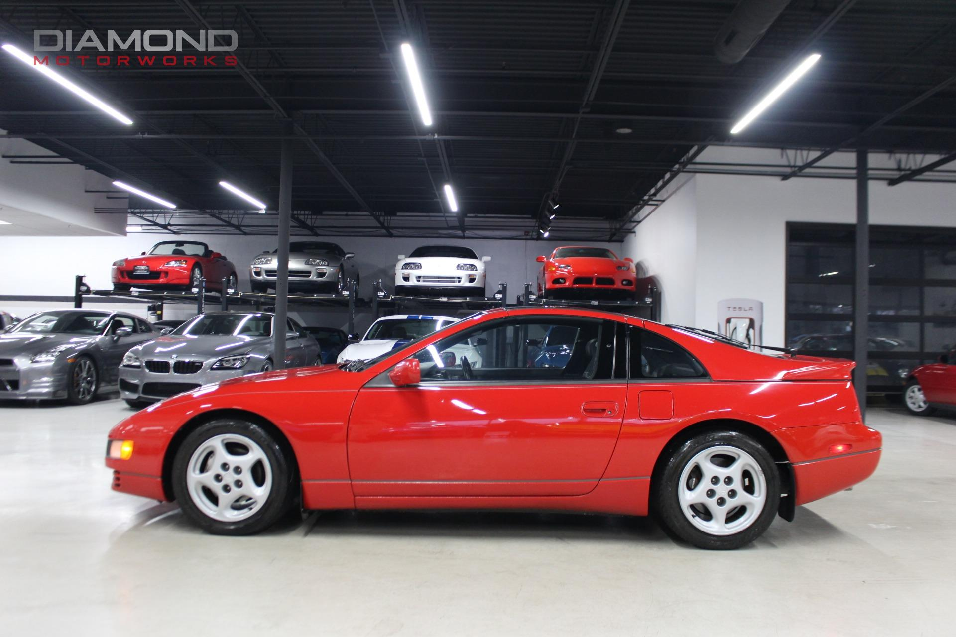 Used-1992-Nissan-300ZX-Turbo