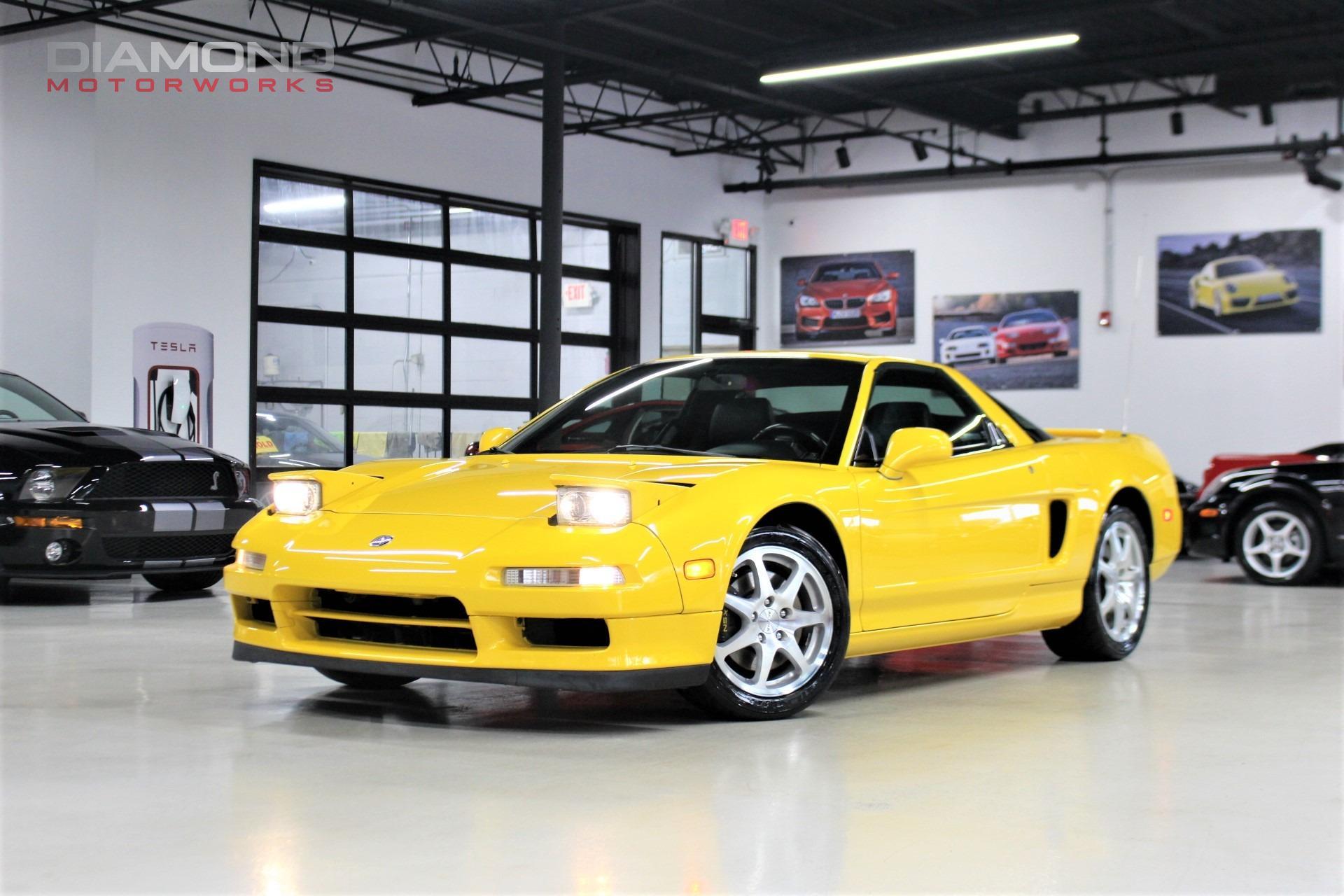 Used-1997-Acura-NSX-NSX-T