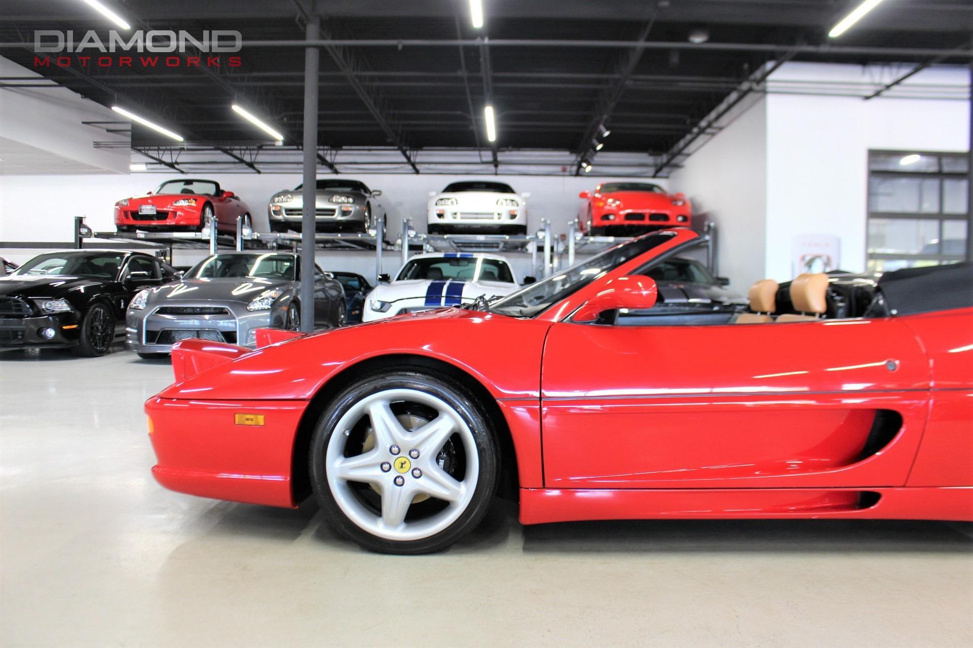 Used-1997-Ferrari-F355-Spider