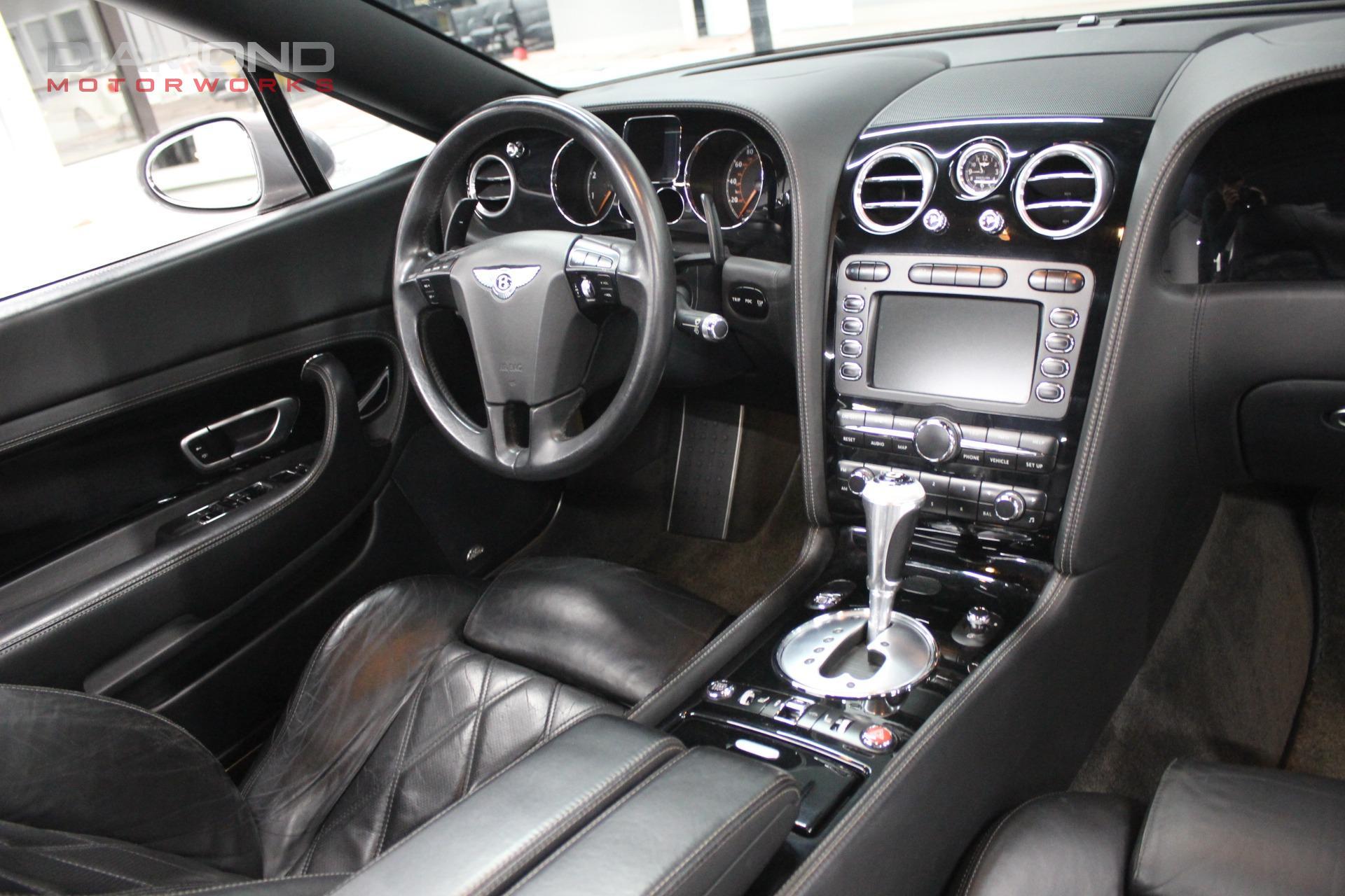2009 Bentley Continental Gt 2dr Convertible Stock 060249