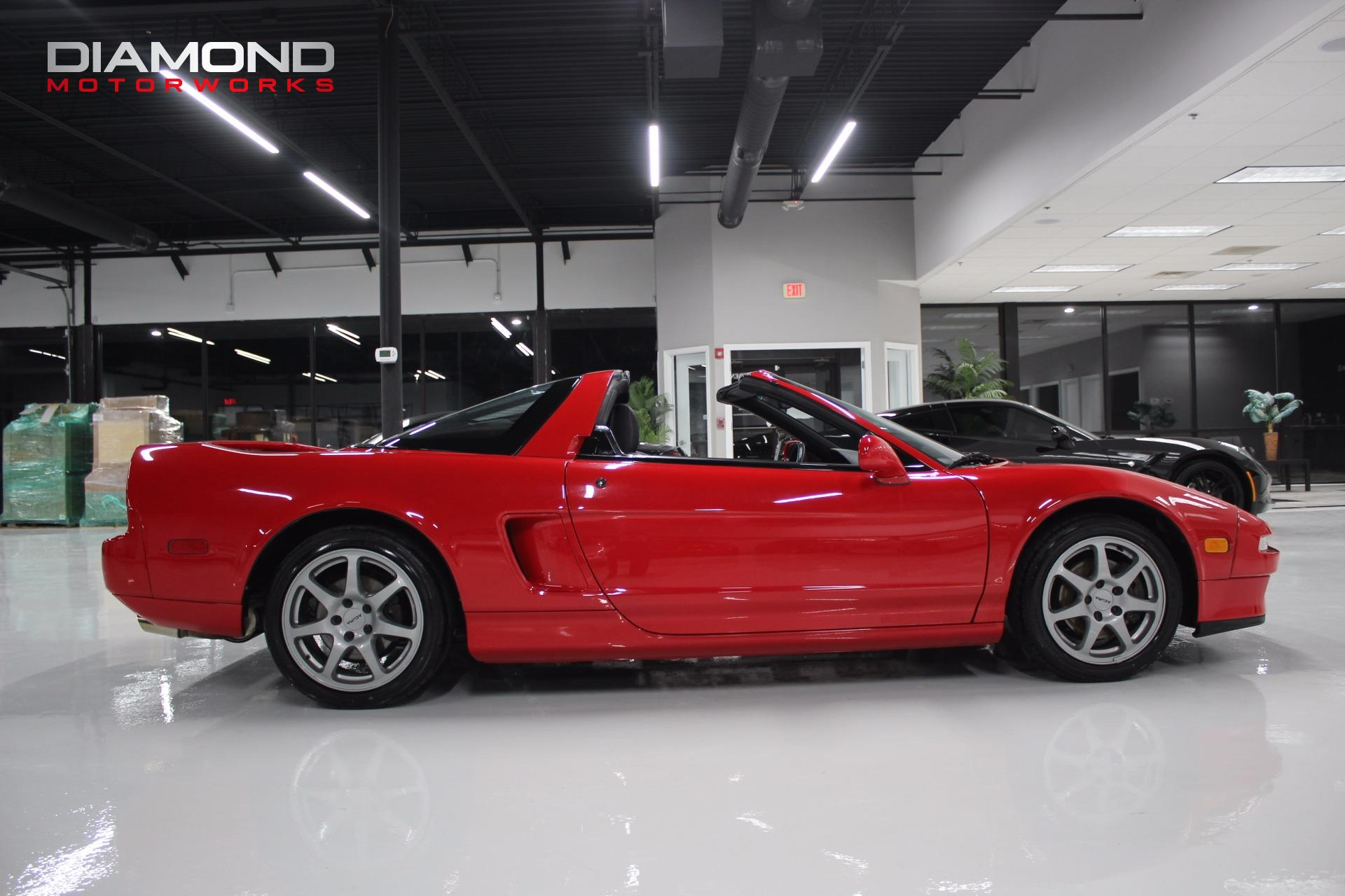Used Acura Nsx For Sale With Photos Carfax ...