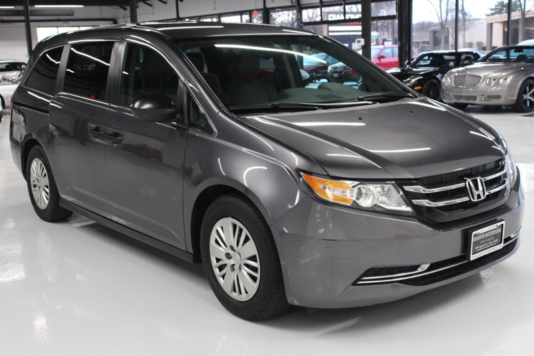 2015 Honda Odyssey 5dr Lx Stock 022261 For Sale Near