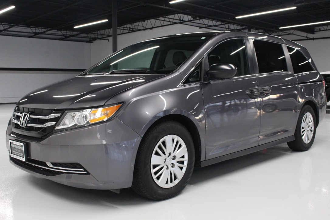 Used Car Dealer Near Me >> Used 2015 Honda Odyssey 5dr LX | Lisle, IL