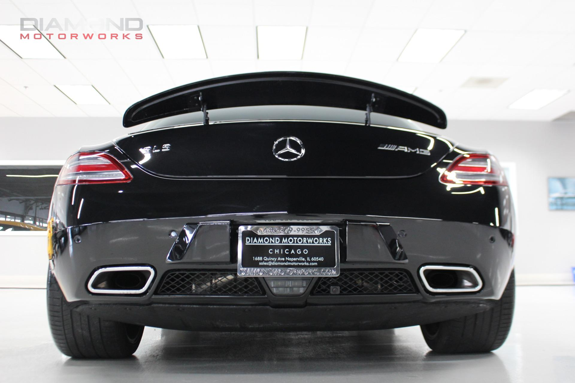 2012 mercedes benz sls amg gullwing coupe stock 006389 for Mercedes benz slr amg price