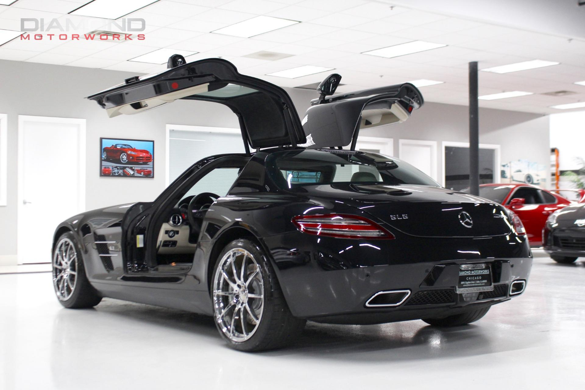 2012 mercedes benz sls amg 2dr coupe sls amg stock for Mercedes benz sls amg convertible for sale