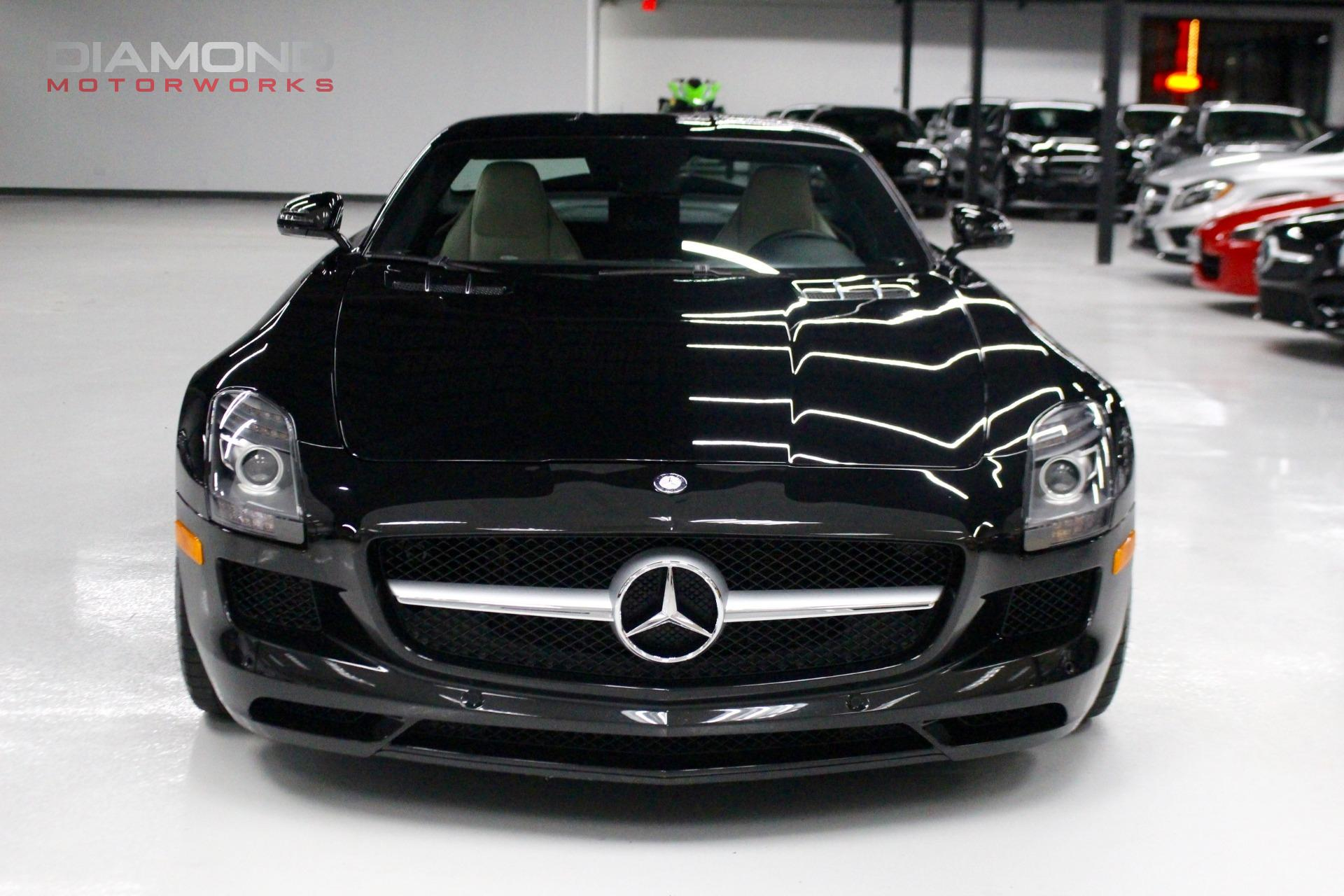 2012 mercedes benz sls amg 2dr coupe sls amg stock. Black Bedroom Furniture Sets. Home Design Ideas