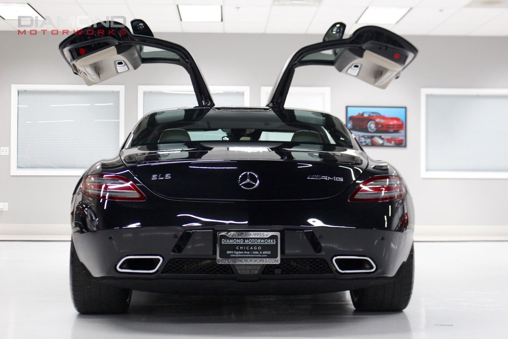 2012 mercedes benz sls amg 2dr coupe sls amg stock for Mercedes benz lake forest