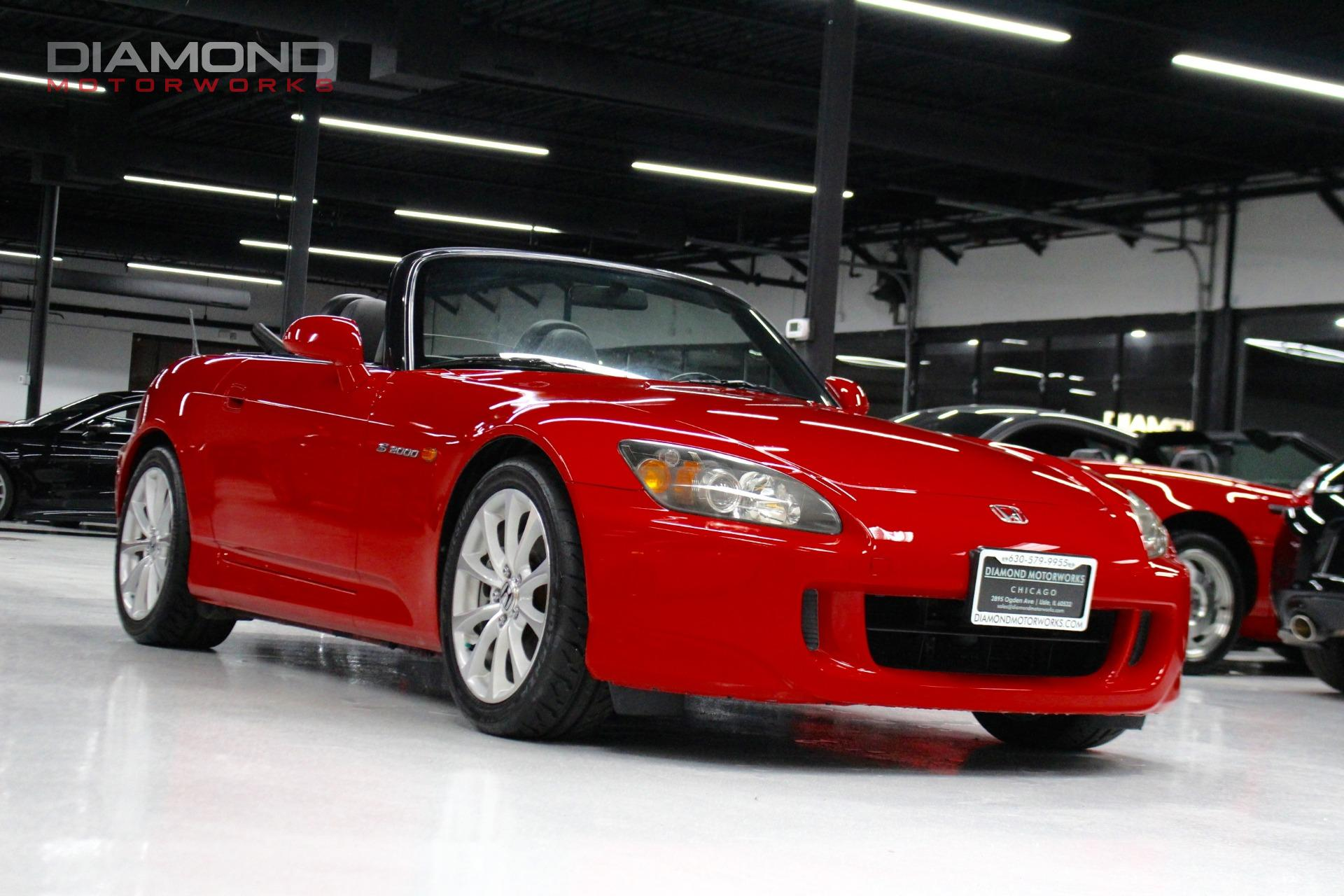 2007 honda s2000 2dr convertible stock 004410 for sale near lisle il il honda dealer. Black Bedroom Furniture Sets. Home Design Ideas