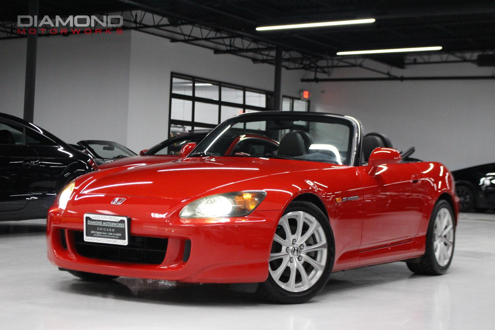 used 2007 honda s2000 2dr convertible lisle il. Black Bedroom Furniture Sets. Home Design Ideas